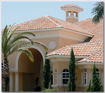 Tile Is A Beautiful, Long Lasting Roof With Limited Maintenance Needs.  There Are Many Architectural Styles And Color Choices Available.